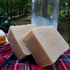 Amazon.com: Goat's Milk Soap 7 Oz Bar All Natural Farm Fresh Milk Handmade !: Handmade