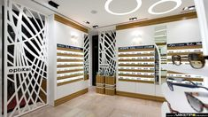 EYEWEAR STORES! Optical shop by Arketipo Design, Rovigo   Italy store design