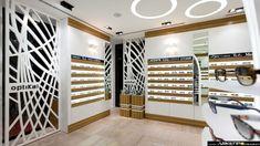 EYEWEAR STORES! Optical shop by Arketipo Design, Rovigo   Italy store design