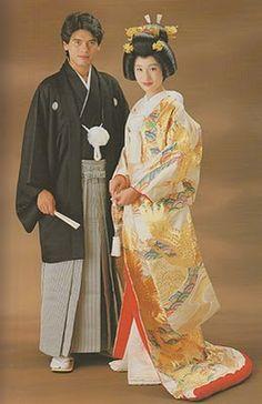 Vestido de noiva  Casamento Japonês