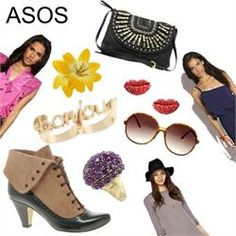 #ASOS  created on Fashion.me