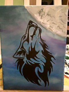 Wolf moon arcyl