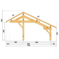 Pergola For Small Backyard Carport Garage, Pergola Carport, Wood Pergola, Deck With Pergola, Pergola Plans, Attached Pergola, Diy Pergola, Gazebo, Backyard Sheds