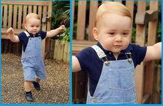 Anche il principino George indossa la salopette Petit Bateau, in saldo -50% su www.cocochic.it http://www.cocochic.it/it/baby/528-salopette-corta-riga-tennis.html