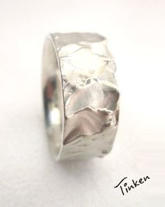 Landscape ring from Tinken Jewelry