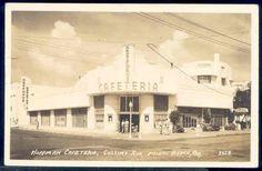 Miami, Florida, Hoffman Cafeteria, Collins Avenue