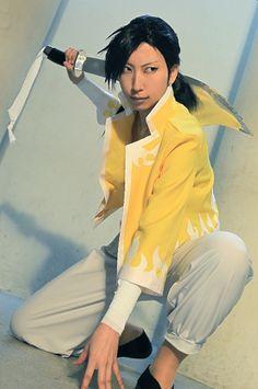 Ling Yao (Fullmetal Alchemist)   Kuromaru