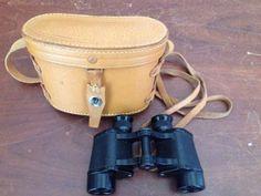 Vintage KOWA 8x25 Binnoculars w/ Leather Case - http://cameras.goshoppins.com/binoculars-telescopes/vintage-kowa-8x25-binnoculars-w-leather-case/