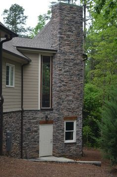 Centurion stone kentucky rustic a mix of our stack stone for Exterior stone work