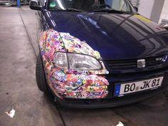 Stickerbomb Design by Autoaufkleber 24 --- Über 10 Stickerbomb Farbvarianten Mehr Infos unter: www.stickerbomb.de