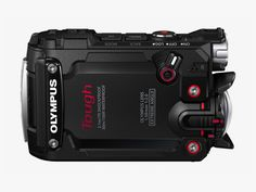 The New Underwater Olympus Is the Platypus of Cameras   Credit: Olympus   From Wired.com