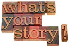 Your own story is one of the most important things you can give your family.  Tips and a guide at this link.