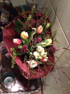 Cours fleuriste