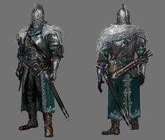 Dark Souls 2 Concept Art