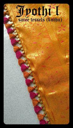 Saree Kuchu New Designs, Saree Jacket Designs, Saree Tassels Designs, Best Blouse Designs, Blouse Neck Designs, Mirror Work Blouse Design, Bridal Silk Saree, Designer Blouse Patterns