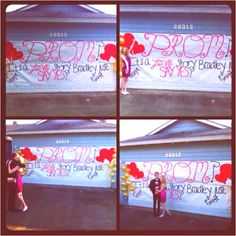 Cute prom asking idea :)