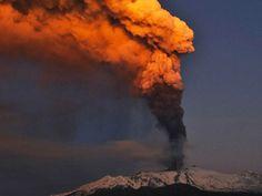 Italy's Mount Etna