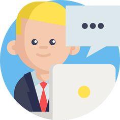 Hvordan selge uten å snakke med noen Vector Icons, Vector Free, More Icon, Displaying Collections, Icon Font, Teamwork, Icon Design, Messages, Marketing
