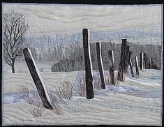 """Fences"" by Pamela Druhen"