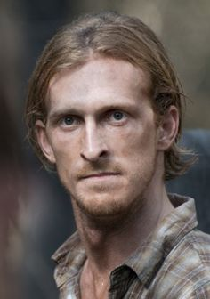 Austin Amelio as Dwight: THE WALKING DEAD