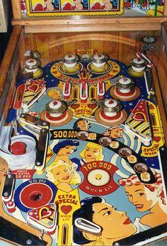 pinball machine - Google Search