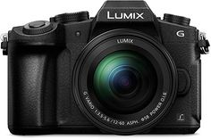 Buy Panasonic Lumix Mirrorless Camera, Lens - Black at Argos. Thousands of products for same day delivery or fast store collection. Dslr Photography Tips, Photography Gifts, Home Camera, Camera Lens, Wi Fi, Le Wifi, Sony, 4k Photos, Latest Camera