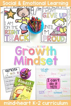 Growth mindset activities for primary aged kids that are perfect for the classroom. Teach kids about their elastic brains, perseverance, to have a growth mindset rather than a fixed mindset, and to understand the power of yet. Respect Activities, Teaching Respect, Teaching Social Skills, Teaching Kids, Kids Learning, Activities For Kids, Social Emotional Development, Social Emotional Learning, Character Education Lessons