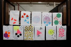 Patterns and Print workshop with Harvest Textiles as guest teachers at Koskela | Flickr - Photo Sharing!