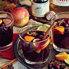 Perfect for a holiday gathering, this warm mulled wine recipe is ready to serve in 30 minutes.