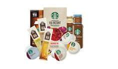 Grab Free Starbucks Samples while supplies last! Simply enter your email to get started.  Free Starbucks Coffee Sampler