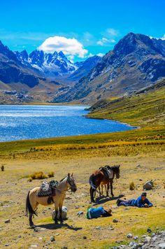 Ride or Sleep - Ancash Peru.