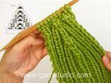 Raquel - Gestricktes DROPS Stirnband und Schulterw�rmer in �Eskimo�. - Free pattern by DROPS Design