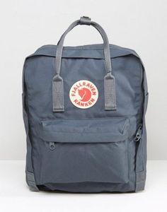 Fjallraven Kanken 16L Backpack Dark Grey