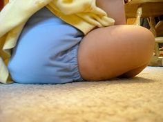 Tutorial for replacing the leg elastic in cloth diapers. FYI, I use 4.5 inches for bumGenius diapers.