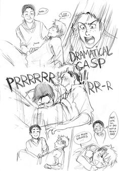 """The part when Jean says, """"I've been violated!"""" is hilarious!"""