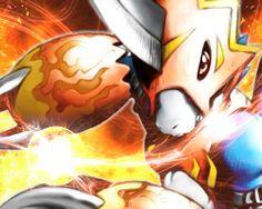 Flamedramon day! by ToranekoStudios on DeviantArt