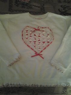 Kalyn & Kiley's Valentin shirts I made