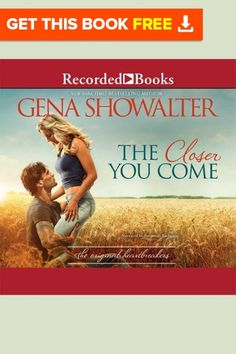 #freeaudiobook #book Download Available Formats Audiobook,   MP3, PDF, iPhone/iPod Touch, Tablet, IOs, Android, iPad, Stream Audio The Closer You Come Gena Showalter Audiobooks, Romance  New York Times bestselling author Gena Showalter introduces the Original Heartbreakers, where three not-quite-reformed bad boys are about to meet the women who will bring them to their knees. Just released from prison, Jase Hollister has only one goal: stay out of trouble. Strawberry Valley, Oklahoma… Touch Tablet, Ipod Touch, Gena Showalter, Best Audiobooks, New York Times, Bad Boys, Bestselling Author, Oklahoma, Prison