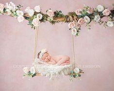 Newborn Pictures, Baby Pictures, Newborn Pics, Baby Photos, Newborn Swing, Kids Swing, Child Swing, Red And Pink Roses, Newborn Christmas