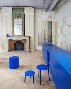 Dover Street Market Expands Its Parisian Presence With Crosby Cafe - Azure Magazine | Azure Magazine
