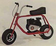 CAT Minibike