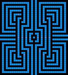 Мобильный LiveInternet Вязание крючком - Филейное вязание - Схемы к абстрактной филейке | koko_shik - Дневник koko_shik |