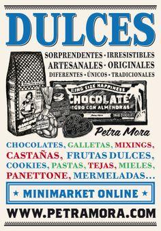 Dulces Petra Mora  www.petramora.com/dulces-y-postres
