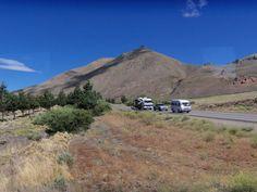Chubut, Esquel, Cruzando la ruta con la Trochita
