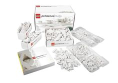 1 | A Monochrome Lego Set To Teach Tomorrow's Architects | Co.Design: business + innovation + design