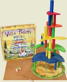 Villa Paletti: jeu de société chez Jeux de NIM