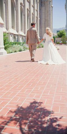 Modest Wedding Dresses: Various Modest Wedding Dresses