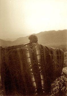 Keith Richards Joshua Tree Blanket