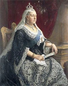 Diamond Jubilee Portrait of Queen Victoria