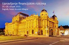 The Basics of Financial Risk Management, Date: 25–26 March 2015 Venue: Zagreb, hotel Arcotel Allegra. Find out more about the workshop at http://www.omegafinance.si/hr/UpravljanjeFinancijskimRizicima.html
